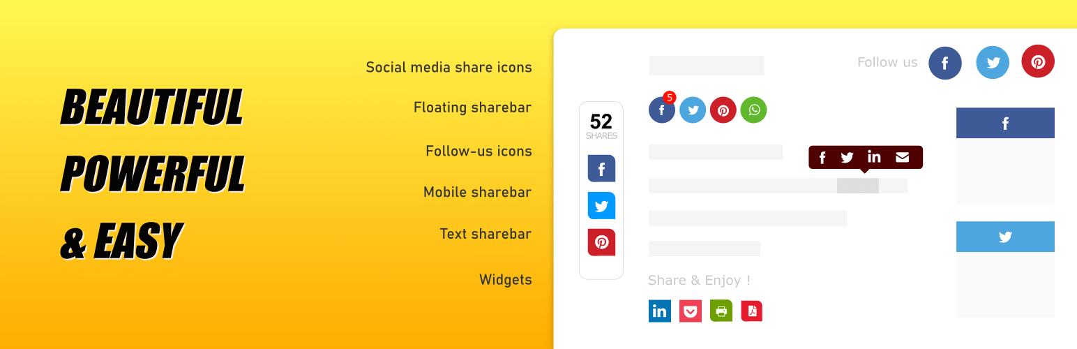 WP Socializer v5.0