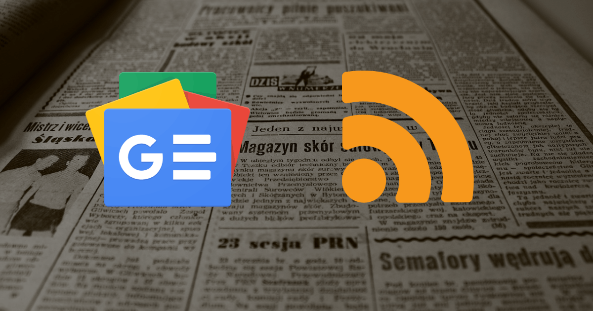 How to get Google news RSS feed URL ?